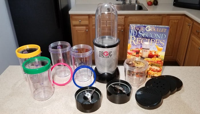 17-Piece Magic Bullet Set