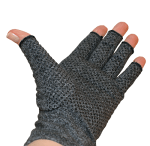 Vive Compression Glove with Grippy Texture