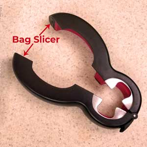 6-in-1 Multi Opener Bag Opener Slicer