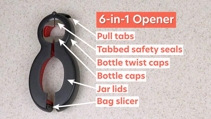 6-in-1-Multi Opener