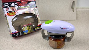 RoboTwist Automatic Jar Opener